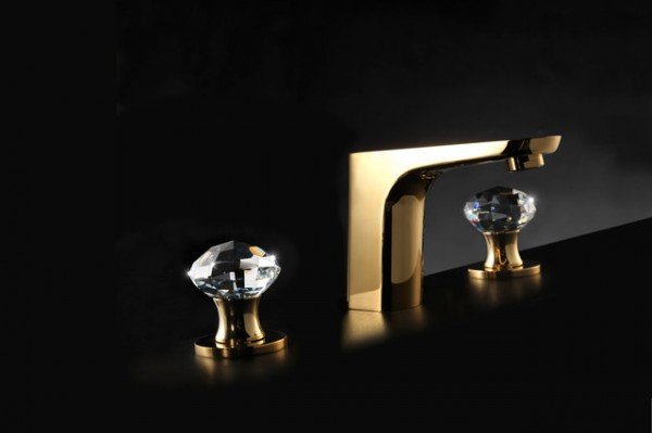 contemporary-bathroom-faucets 55 Most Famous Diamond faucets