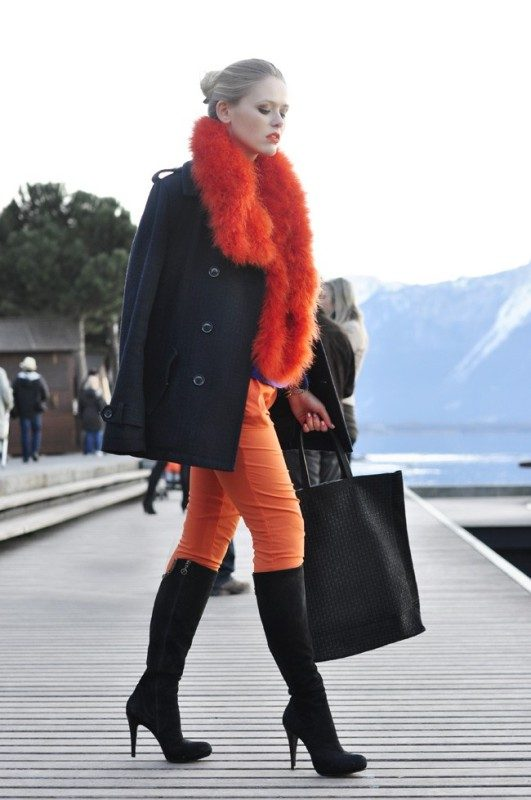 coral-and-tangerine-outfits-5-1 15 Hottest Fashion Color Trends You'll Love in 2019