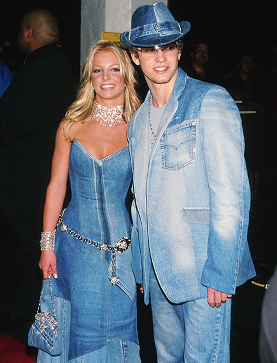 couples_costumes_britney_spears_justin_timberlake_galore_mag 25+ Women Engagement Outfit Ideas Coming in 2020