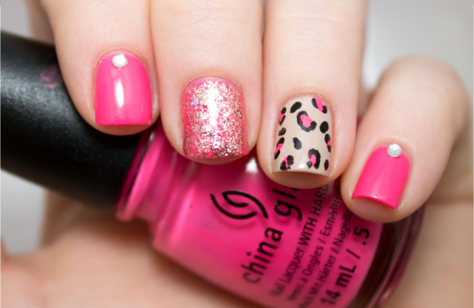 d-675x439 6 Most Stylish Leopard and Cheetah Nail Designs