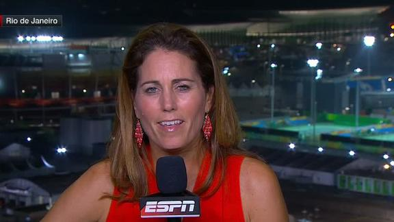 dm_160820_Foudy_on_US_Womens_Basketball_default Sports and entertainment worlds enthralled by McGregor-Diaz II