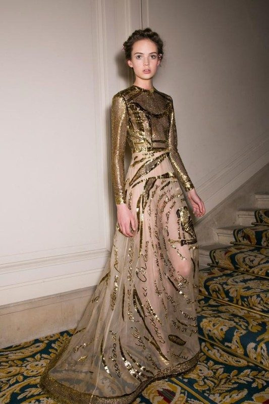 embroidered-transparent-gowns-1 36+ Hottest Fashion Trends You Need to Know for 2020