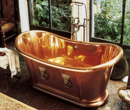 expensive-bathtub-archeo-copper 69 Most Expensive Gemstones Bathtubs