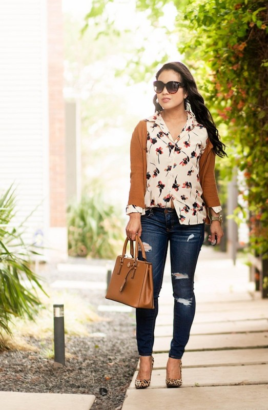 floral-prints-1 14 Latest Print Trends for Women in 2017