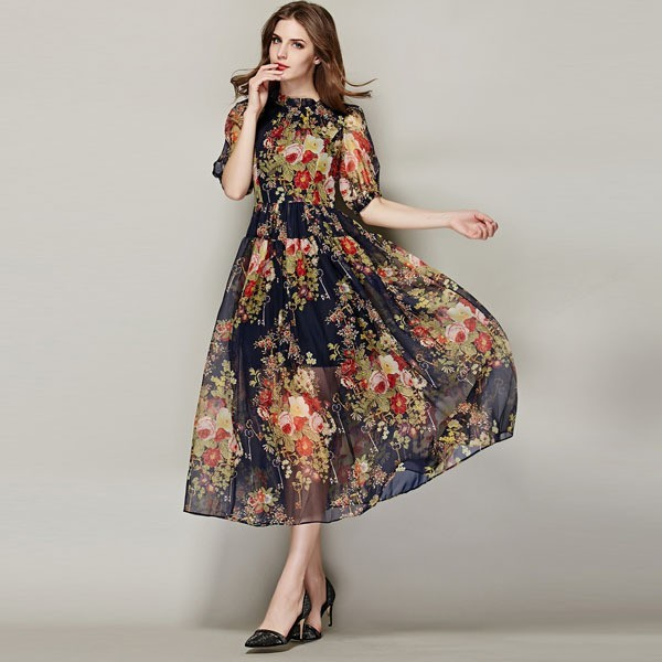 floral-prints-8 14+ Latest Print Trends for Women in 2020