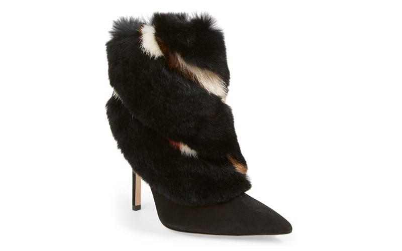 fur-shoes-1 28 Catchiest Women's Shoe Trends to Expect in 2017