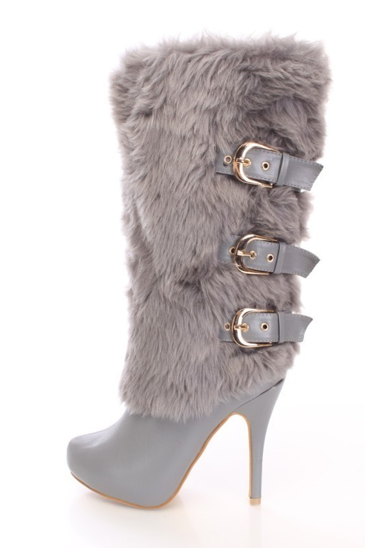 fur-shoes 28 Catchiest Women's Shoe Trends to Expect in 2017