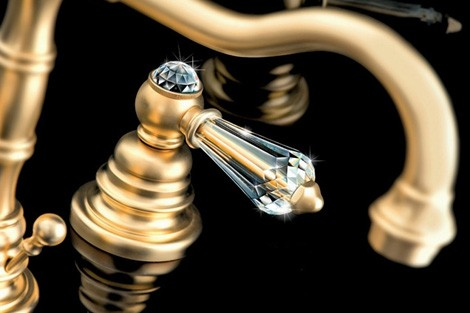 g-fir-italia-faucet-classic-glamour-3 55 Most Famous Diamond faucets