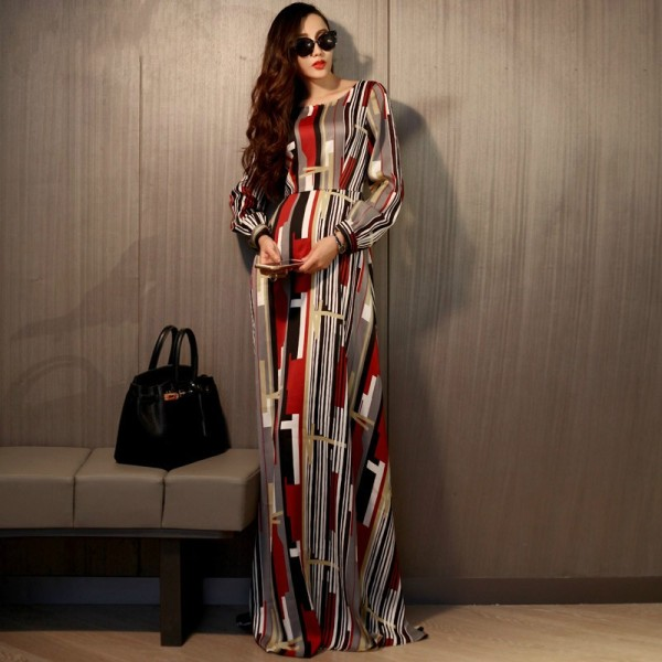 geometric-patterns-13 14+ Latest Print Trends for Women in 2020