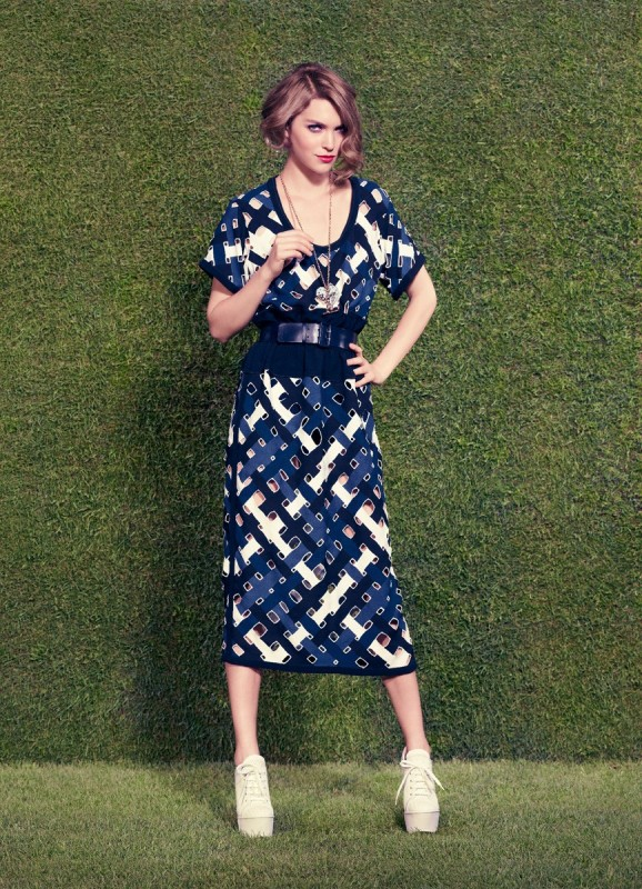geometric-patterns-7 14 Latest Print Trends for Women in 2017