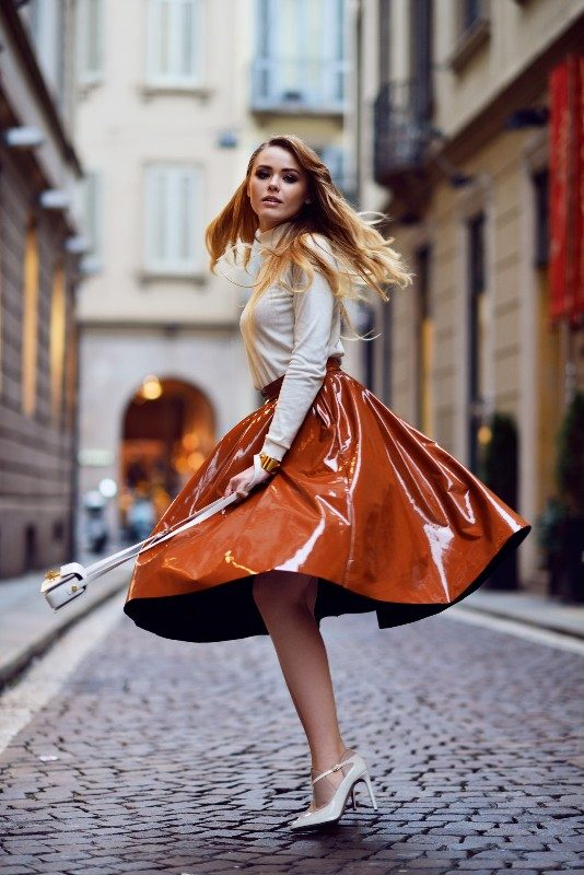 glossy-patent-leather-1 36+ Hottest Fashion Trends You Need to Know