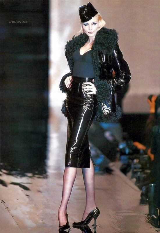 glossy-patent-leather 36+ Hottest Fashion Trends You Need to Know for 2020