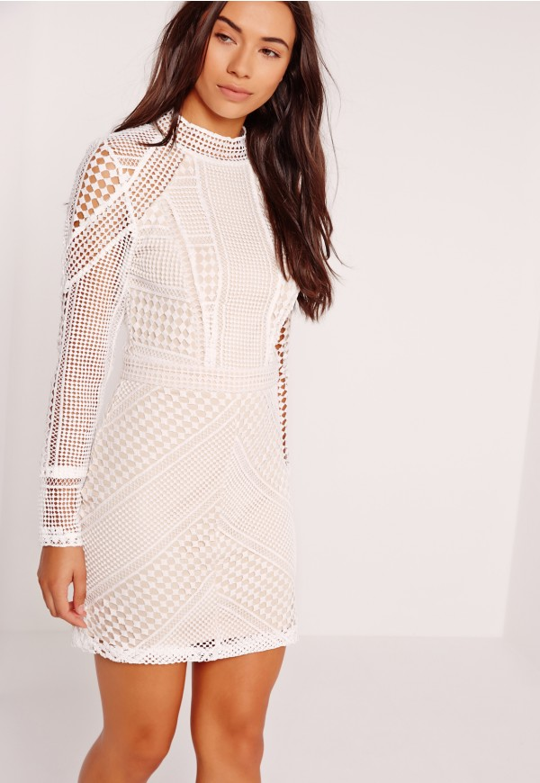 high_neck_lace_dress_kirstie_07.07.16_hm_144201_a 25+ Women Engagement Outfit Ideas Coming in 2020