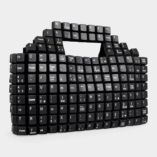 keyboard_bag Top 10 Unusual Handbags That Are in Fashion