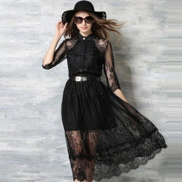 lace-dresses 36+ Hottest Fashion Trends You Need to Know
