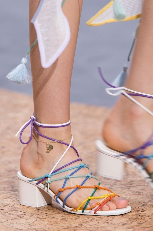 lace-up-shoes-1 28+ Catchiest Women's Shoe Trends to Expect in 2020