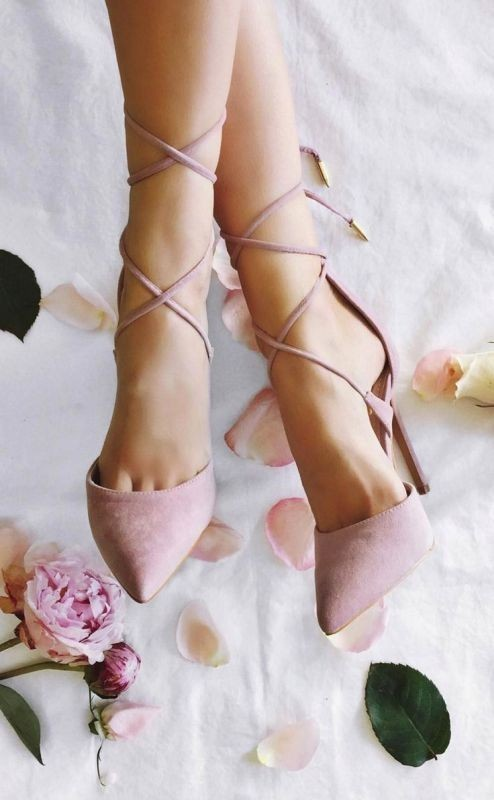 lace-up-shoes 28+ Catchiest Women's Shoe Trends to Expect in 2021