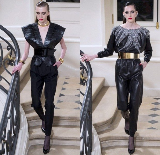 leather-outfits-2017-2 36+ Hottest Fashion Trends You Need to Know for 2020