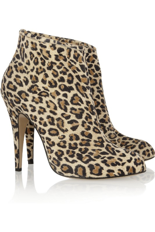 leopard-prints-tiger-stripes-3 24+ Most Stylish Boot Trends for Women in 2018