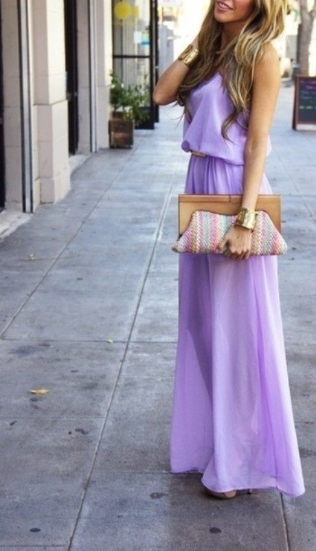 lilac-color-1 15 Hottest Fashion Color Trends You'll Love in 2019