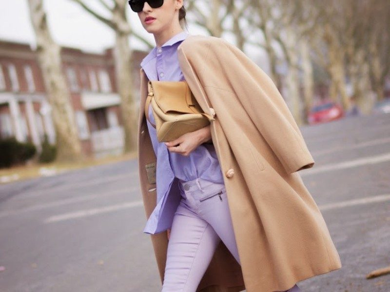 lilac-color-4 15 Hottest Fashion Color Trends You'll Love in 2019