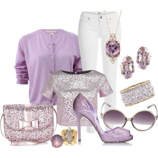 lilac-color-6 15 Hottest Fashion Color Trends You'll Love in 2019