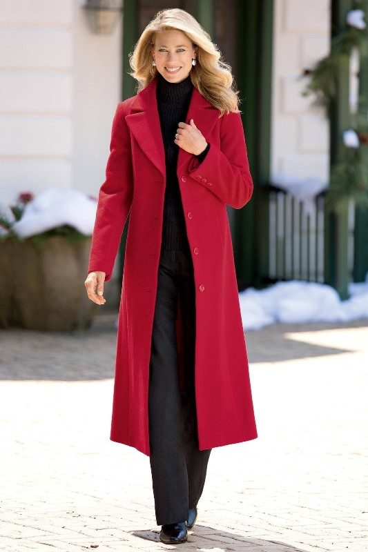 long-coats Top 36 Fashion Trends You Need to Know for 2018