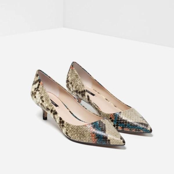 low-or-kitten-heels-1 28 Catchiest Women's Shoe Trends to Expect in 2017