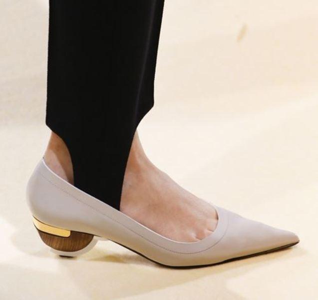 low-or-kitten-heels-2 28 Catchiest Women's Shoe Trends to Expect in 2017