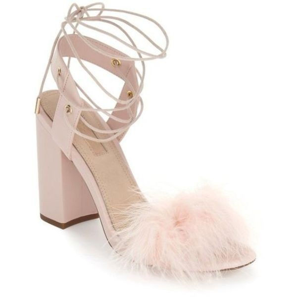 marabou-feather-shoes-2 28 Catchiest Women's Shoe Trends to Expect in 2017
