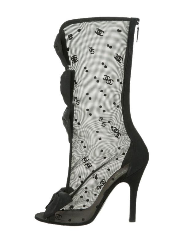 mesh-boots-1 24+ Most Stylish Boot Trends for Women in 2020