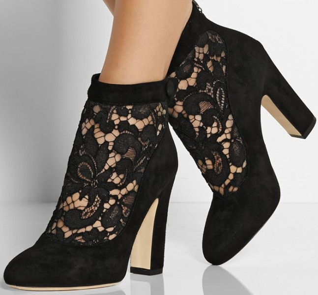 mesh-boots-7 24+ Most Stylish Boot Trends for Women in 2020