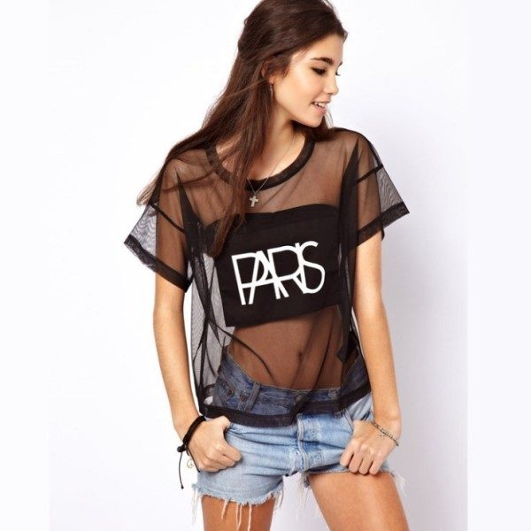 mesh-outfits-1 36+ Hottest Fashion Trends You Need to Know