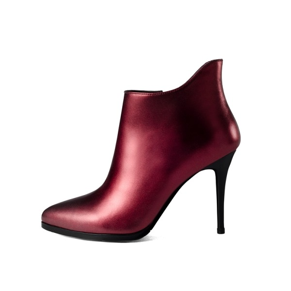 metallic-shades-1 24+ Most Stylish Boot Trends for Women in 2020