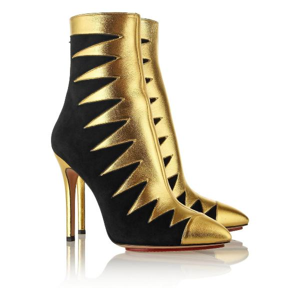 metallic-shades-4 24+ Most Stylish Boot Trends for Women in 2020