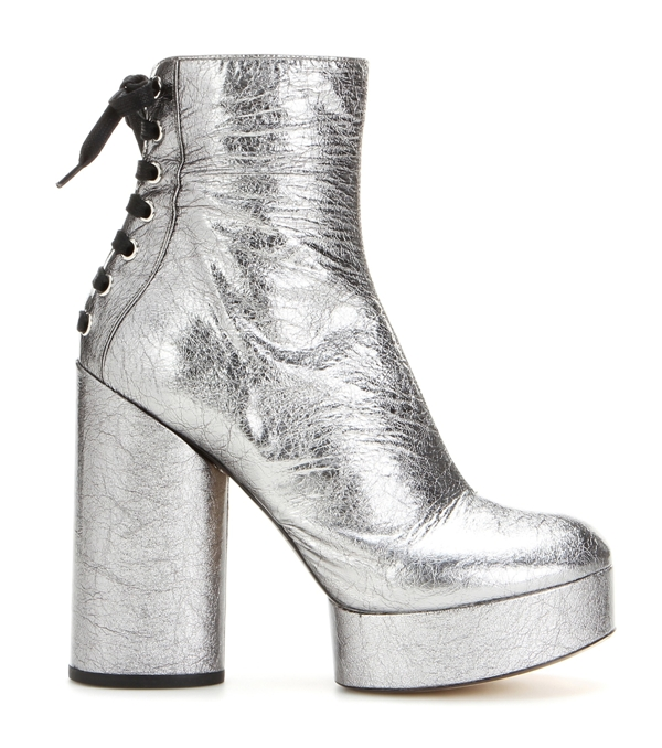 metallic-shades-5 24+ Most Stylish Boot Trends for Women in 2018