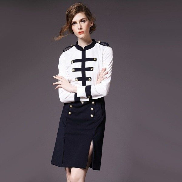 military-style Top 36 Fashion Trends You Need to Know for 2018