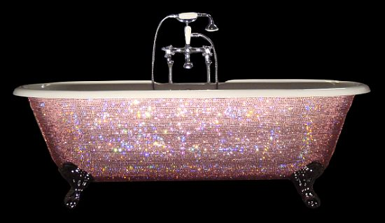 newtub6ebi348 69 Most Expensive Gemstones Bathtubs