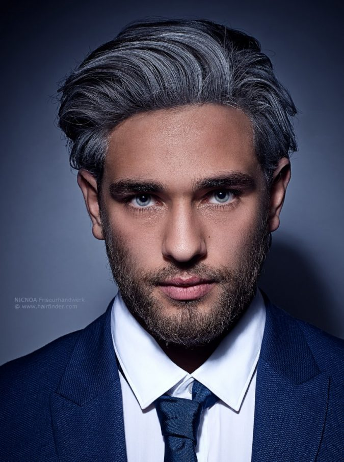 Best 20 Hair Colors For Men In 2018 Pouted Online Lifestyle Magazine