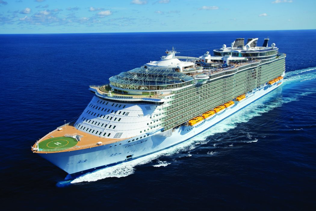 oasis-of-the-seas4 Top 10 Craziest Future Boat Designs