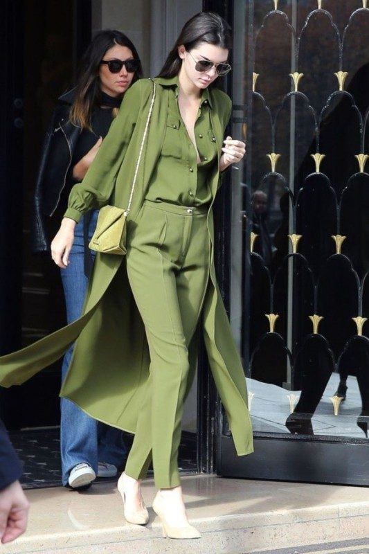 olive-green-and-khaki-outfits-1 15 Hottest Fashion Color Trends You'll Love in 2019
