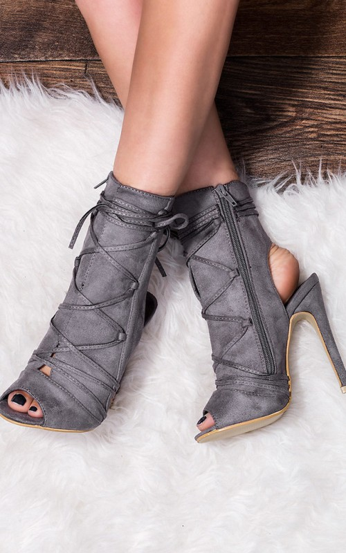 open-heels-1-1 24+ Most Stylish Boot Trends for Women in 2020