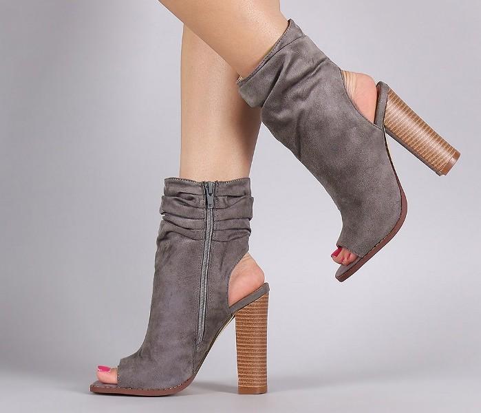 open-heels 28 Catchiest Women's Shoe Trends to Expect in 2017