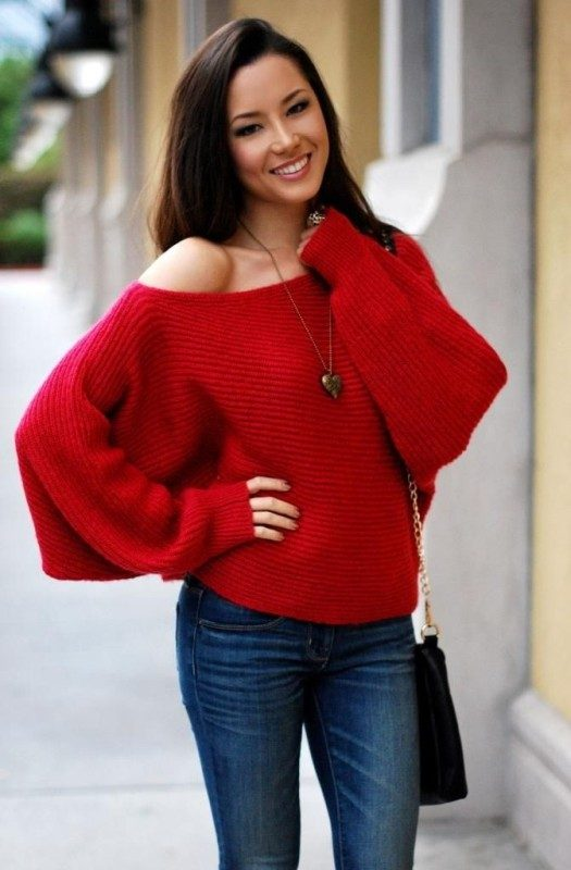 oversized-sweaters-5 Top 36 Fashion Trends You Need to Know for 2018