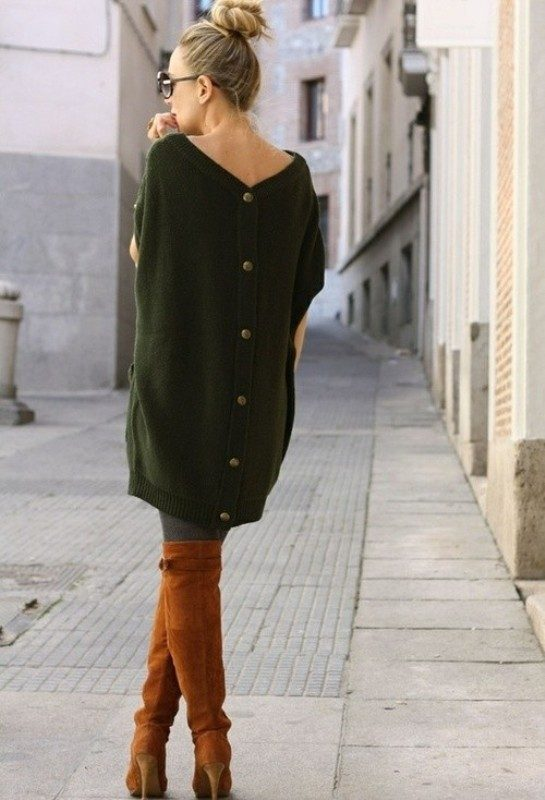 oversized-sweaters-6 36+ Hottest Fashion Trends You Need to Know