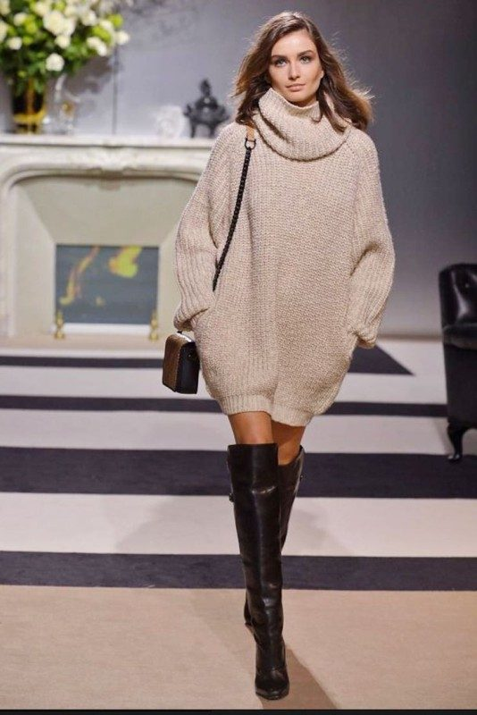 oversized-sweaters-7 Top 36 Fashion Trends You Need to Know for 2018