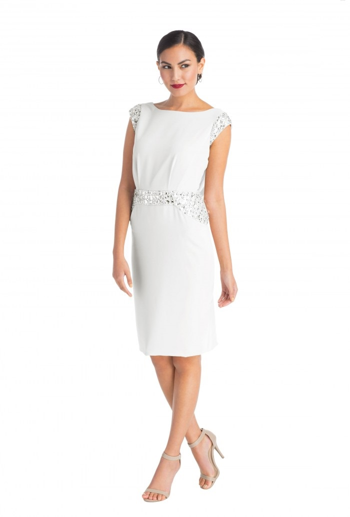 pamella_roland_vow_to_be_chic_grace_front_white 25+ Women Engagement Outfit Ideas Coming in 2020
