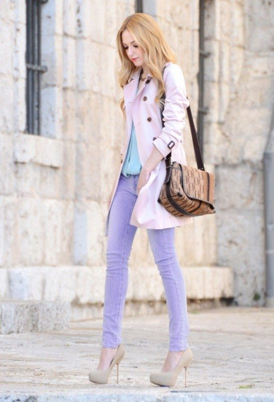 pastel-outfits-1 15 Hottest Fashion Color Trends You'll Love in 2019