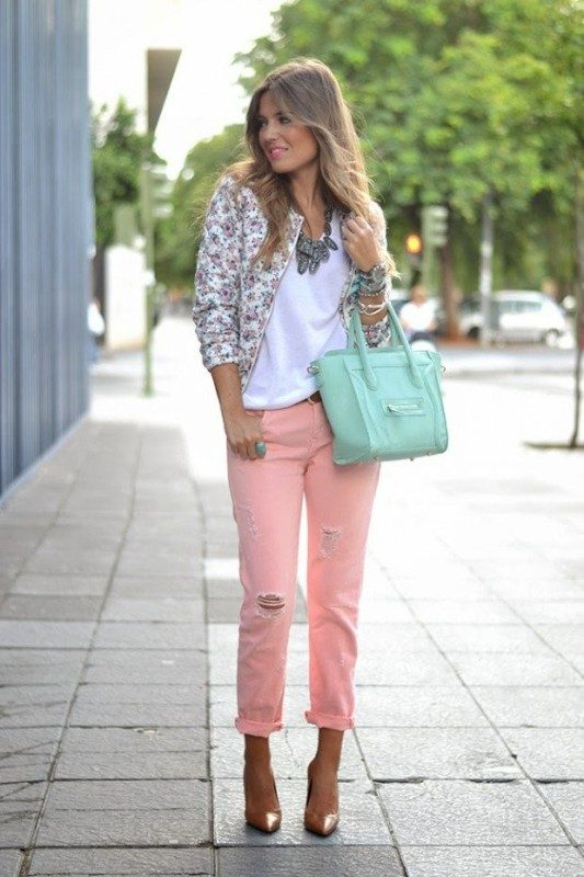 pastel-outfits-11 15 Hottest Fashion Color Trends You'll Love in 2019