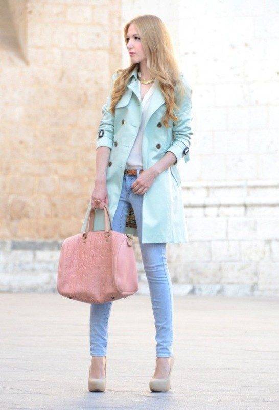 pastel-outfits-3 15 Hottest Fashion Color Trends You'll Love in 2019